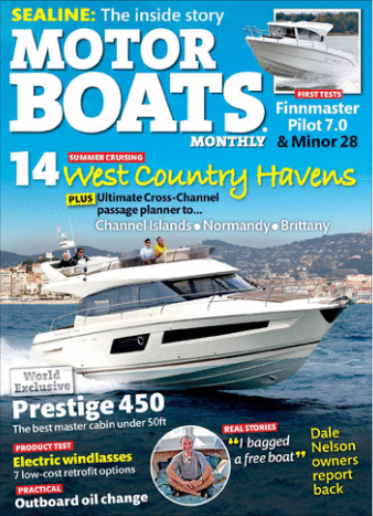 Motorboats Monthly July 2013