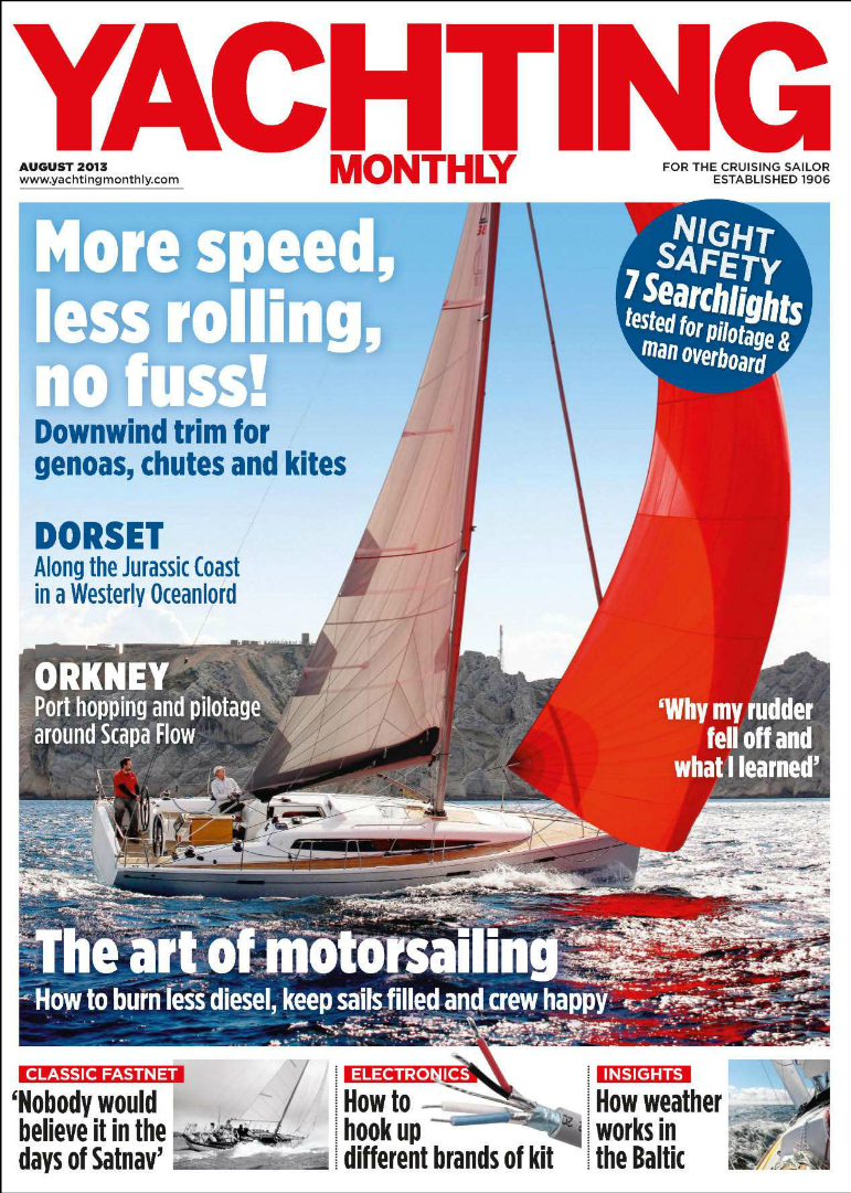 Yachting Monthly Aug 2013
